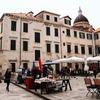 ドゥブロヴニク旧市街(クロアチア)