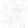 CLIPSTUDIOPAINTで自作ブラシを作る② 桜ブラシ用に桜を描く