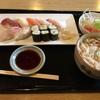 ずしっと寿司が腹に溜まりました ∴ 夢良家 (ムラヤ)