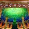 彩鮮やかな天井画のあるワット・パクナムへ行ってきた