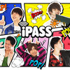 【ゲストのお知らせ】5月7日はiPASSがゲストに来てくださいます!