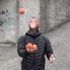 【ボールジャグリング】マルチプレックス, 1アップ4アップのやり方