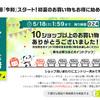 ポイント還元率がヤバい! 楽天で総額7万円の買い物をして半額のポイントを貰った!