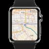 祝! 登山地図アプリ「ヤマレコMAP」がApple Watchでの地図表示に対応したそうです