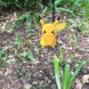 ポケモンGO 北の丸公園がピカチュウの巣になっていました