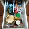 キッチンの引き出しと、調味料のミニマル化