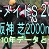 【マーメイドS 2020】過去10年データと予想