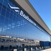 ウラジオストク 空港フロアと空港から市内アクセス タクシー・バス・電車