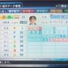 218.オリジナル選手 田所紅選手 (パワプロ2018)