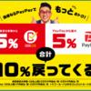 PayPayが1周年記念キャンペーン開催☆ 増税後のキャッシュレス生活、メインはもちろんPayPay(^o^)