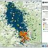 イタリア中部での激しい地震以来48,200件以上の地震が、またイエロー ストーンで20日(下弦の月)M3の地震   気になる火山活動