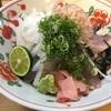 淡路島ショート一周レンタルサイクルと、さわらの炙り丼!
