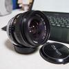 Canon FD28mm f2.8 S.C.購入しました