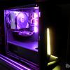 交換作業! 強化ガラスで光るPCケース「DP301M BLACK」&超冷えるって言うCPUクーラー「虎徹 Mark II」