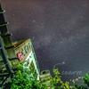 タムロン20mmF2.8レンズでジョウ泗島(嵊泗島)の星空(5)を撮影。