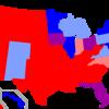 アメリカ大統領選挙の支持地盤で読む、アメリカ文学リスト