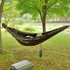 夏キャンプはハンモックで快眠しよう|初心者にはDDハンモックがおすすめ