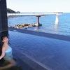 白浜・ホテルシーモアのインフィニティ露天風呂