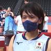動画映像!日本バレーボール女子古賀紗理那さん怪我から復帰試合後インタビュー