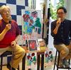 大海赫 × 松井周 トークショー レポート・『ビビを見た!』(3)