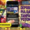 Slot Pragmatic Deposit Pulsa Tanpa Potongan