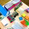 DIY 小物収納ガジェット「Grid-It」を100均素材で自作してみた