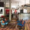 シェムリアップのお洒落穴場カフェ「pages cafe」:可愛さあふれる空間で至福のひとときを