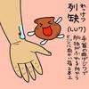 肺経(LU)7 列缼(れっけつ)