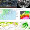 【台風情報】日本の南西には熱帯低気圧・南東にはまとまった雲の塊が!今後南東の台風の卵が熱帯低気圧を経て台風26号となって10月下旬に本州を直撃!?気象庁・米軍・ヨーロッパ・NOAAの進路予想は?