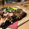 株主優待☆ コレットマーレの一瑳で肉祭り