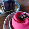 『パティスリー キイチ アナン』クリスマスディナーの〆は大分を代表するケーキに限りますね(^^♪