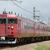 引退間近!! 七尾線で茜色の国鉄型車両を撮る その1 中部地方 撮り鉄遠征⑮