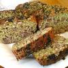 おからの緑茶小豆ケーキ