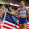 【アリソン・フェリックス】世界陸上で11個目の金メダルを獲得した、美しすぎるスプリンター