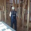 倉敷市玉島 4LDKの家 新築工事 JIOによる躯体検査・防水検査