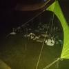 橘ふれあい公園で年越しキャンプをしてるホモ達を襲撃しに行った話