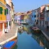 【ヴェネツィアの島】水の都の下町。ヴェネツィアの島めぐりに行ってみる(丸1日)