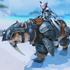 【FF14】ガンブレマウント第二弾 虎も防具を付ける時代