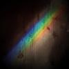 虹 スペクトル発見。