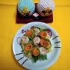 ひな祭りメニュー♪ケーキ寿司のかんたんレシピ
