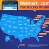 世界最大のスーパー「ウォルマート」がアメリカ51州で売れたモノを発表!