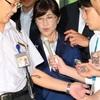 稲田防衛相、辞任の意向 陸自部隊の日報問題で引責