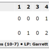 Brewers 5 - Padres 1 (2019/9/16)