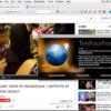 TenFourFox, iBook G4 で youtube, Firefox