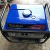 発電機 マフラー延長加工 YAMAHA EF23H