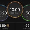 ジョギング10.09km・僕の今の練習の組み立て方の巻