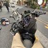 【新しい試み】バイクに乗りながらブログを書く