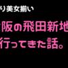 【レビュー】日本の遊郭!大阪『飛田新地』に行ってきた。