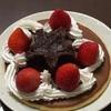 ホットケーキ【小豆あん・イチゴ・ホイップ】レシピ❗️