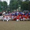 東京スカーレットブレイズ&アパッチ野球軍が今季最終戦